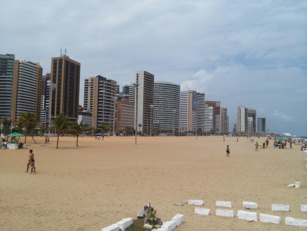 Spiagge di Fortaleza