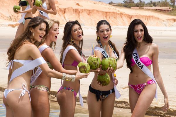 elenco di belle donne del brasile