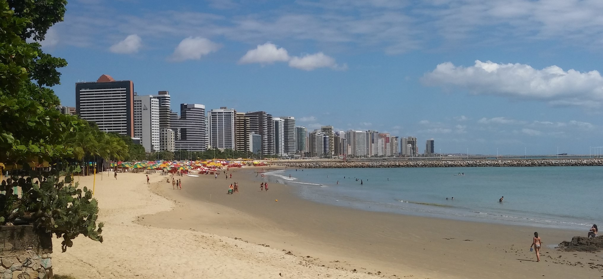 Vacanze a Fortaleza, ferias em Fortaleza