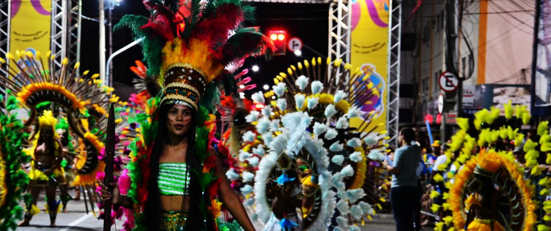 Il carnevale a Fortaleza