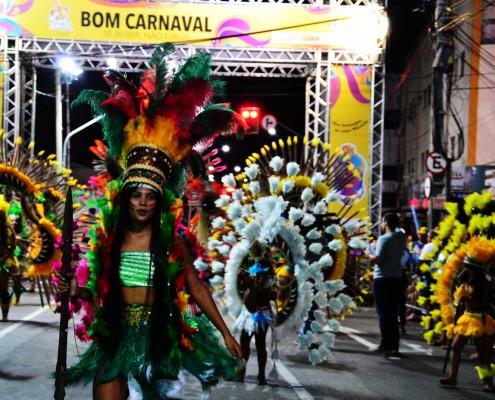 Carnevale a Fortaleza Brasile, carnaval de Fortaleza