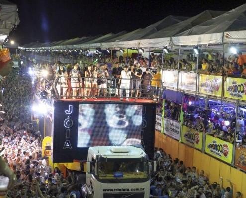 O Fortal Carnevale fuori stagione