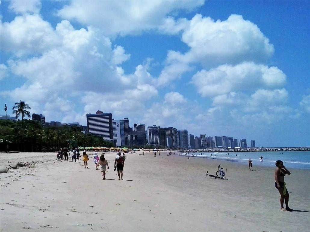 Prima volta a Fortaleza