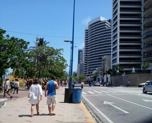 Clima di Fortaleza, clima em Fortaleza