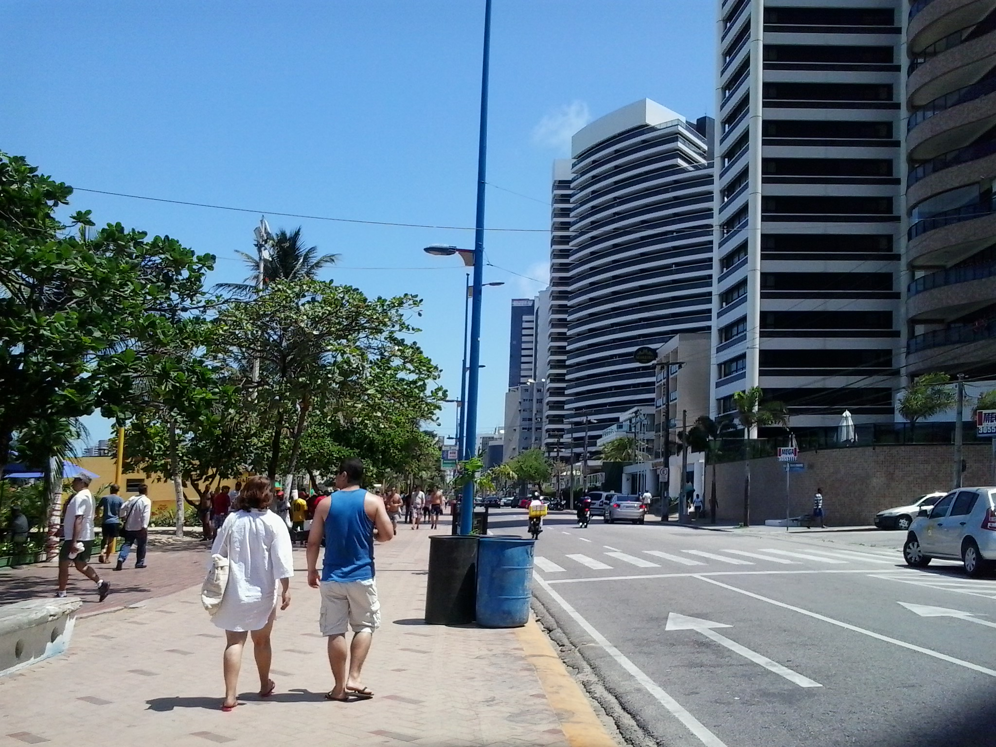 Clima di Fortaleza, clima de Fortaleza