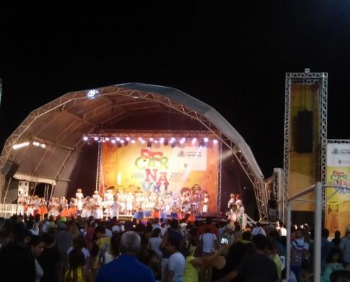 il carnevale di Fortaleza