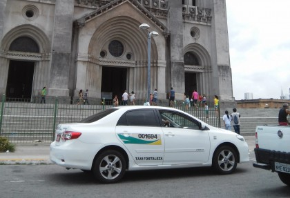 Taxi Fortaleza