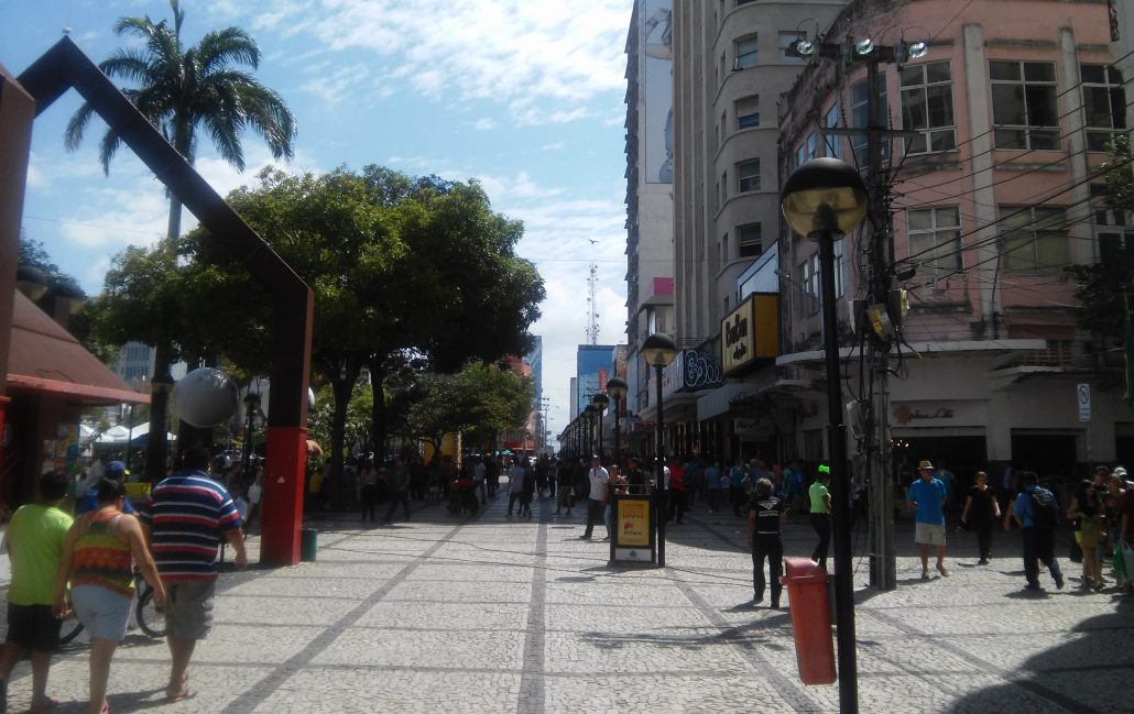 Fortaleza centro