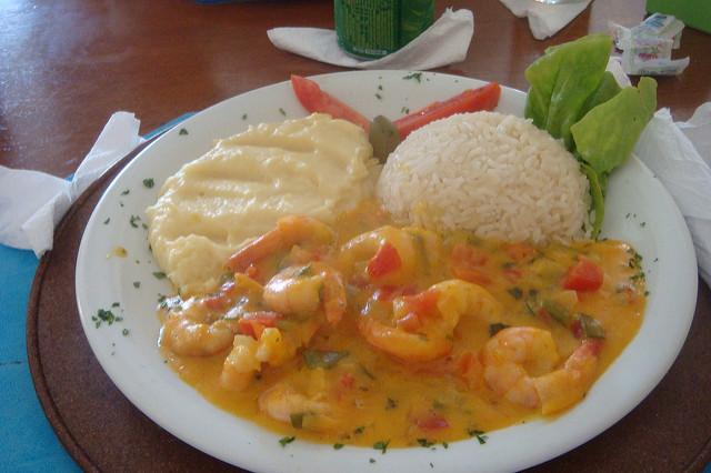 La cucina brasiliana nordestina