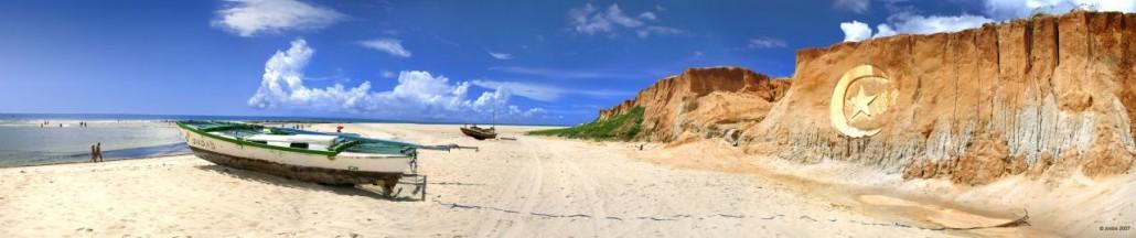 Canoa Quebrada Fortaleza Ceara