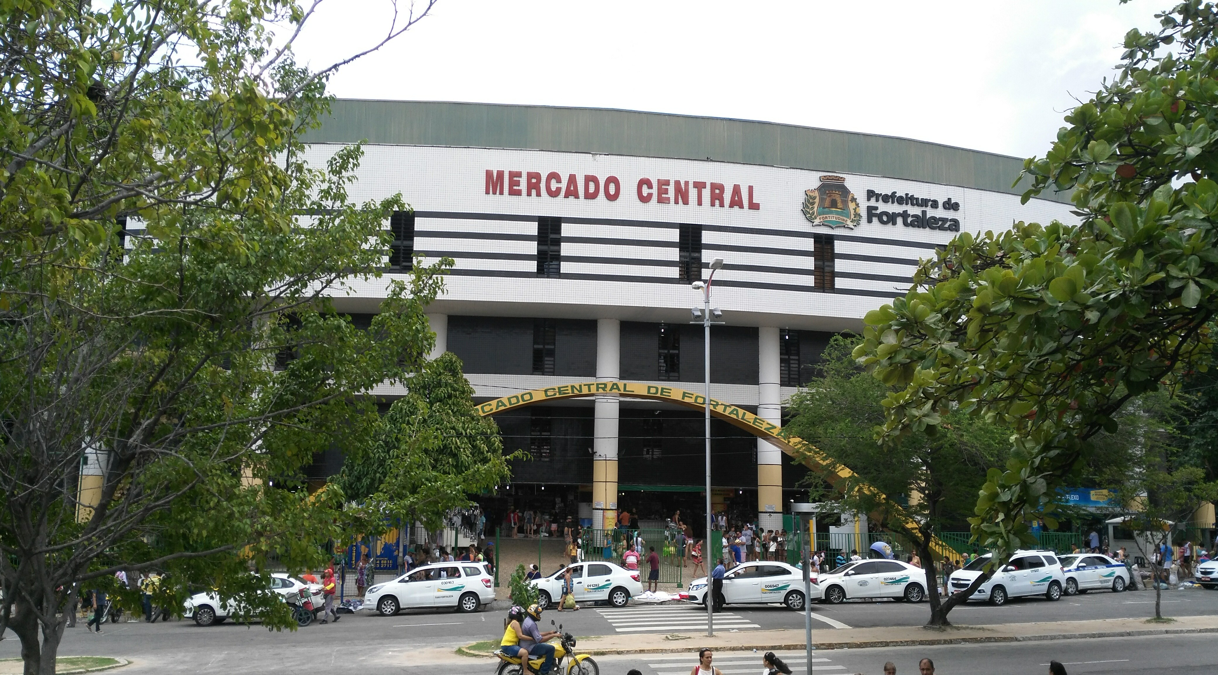 Mercado central Fortaleza