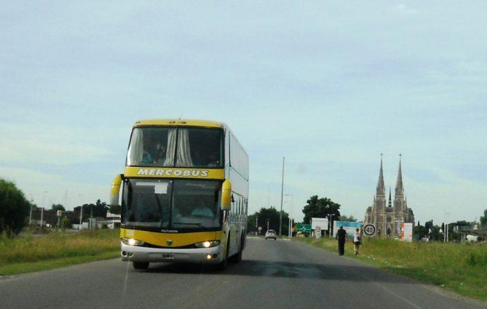 Tour del Brasile in autobus