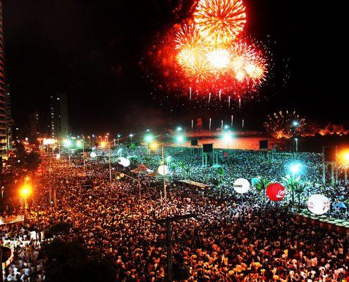 Capodanno a Fortaleza -Brasile
