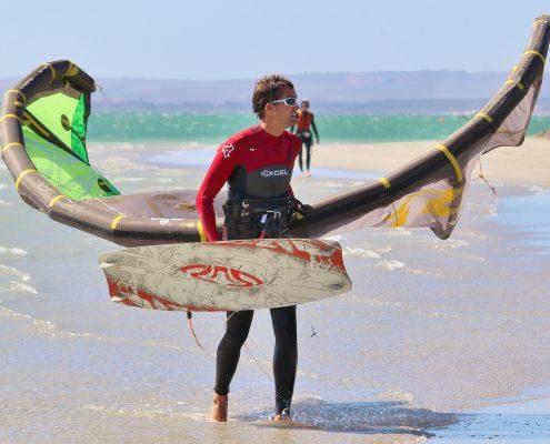 fortaleza turismo kitesurfing