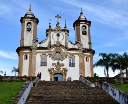 Visitare Ouro Preto - Brasile